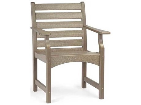 Breezesta Piedmont Captain's Dining Arm Chair Replacement Cushions PatioLiving