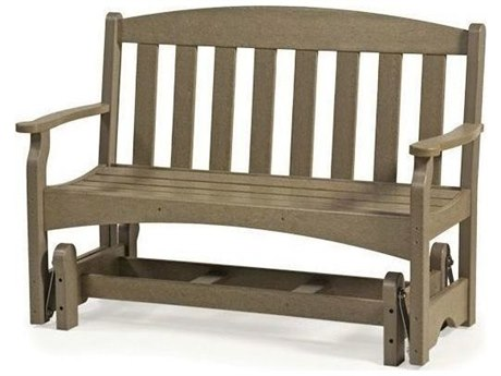 Breezesta Skyline 60 Inch Gliding Bench Replacement Cushions PatioLiving