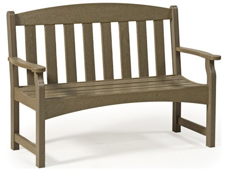 Breezesta Skyline 36 Inch Garden Bench Replacement Cushions PatioLiving