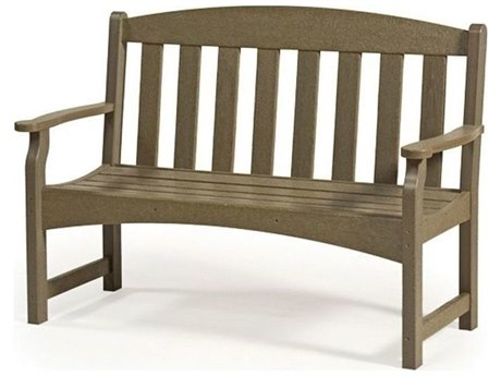Breezesta Skyline 60 Inch Garden Bench Replacement Cushions PatioLiving
