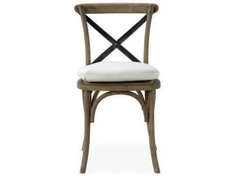 Brownstone Furniture Belmont Eggshell Dining Side Chair