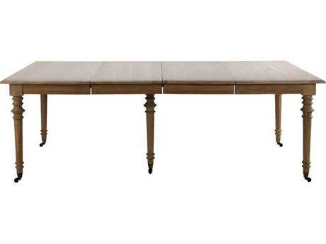 Brownstone Furniture Belmont 108''L x 44.5''W Eggshell Dining Table