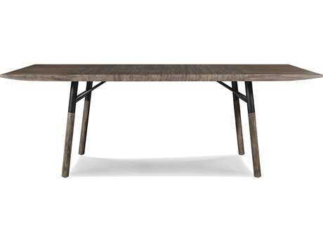 Brownstone Furniture Dalton 84''L x 40''W Rectangular Nutmeg Dining Table