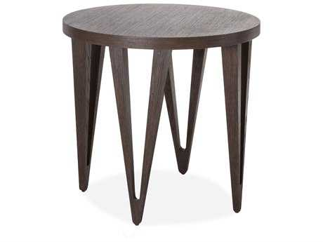 Brownstone Furniture Hudson 26'' Round Tobacco End Table