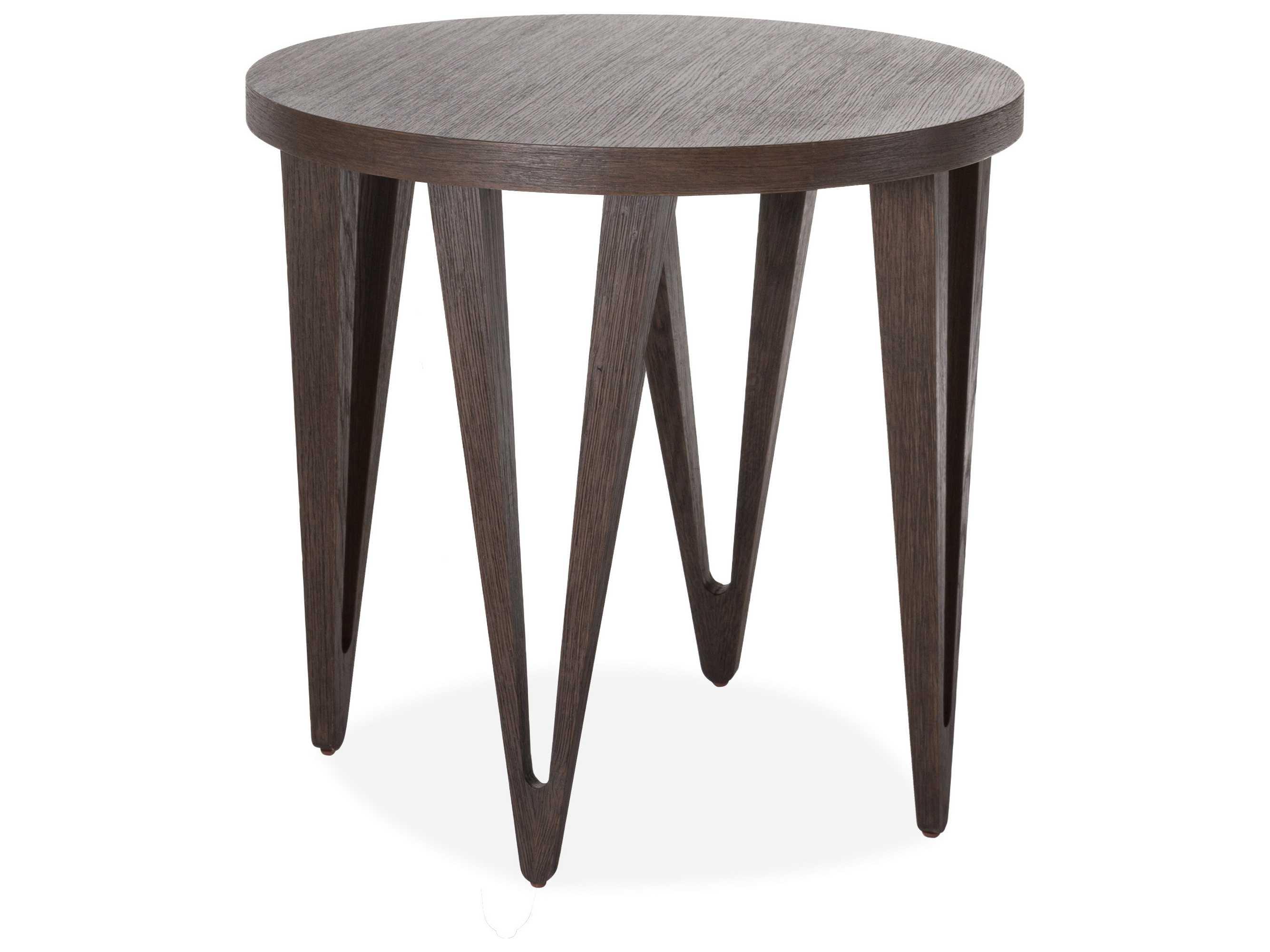 Brownstone Furniture Hudson 26 Round Tobacco End Table  BRNHD500