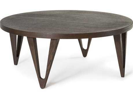 Brownstone Furniture Hudson 42'' Round Tobacco Coffee Table