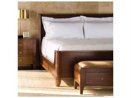 Brownstone Furniture Mercer Warm Brown Sienna Eastern King Size Size Panel Bed