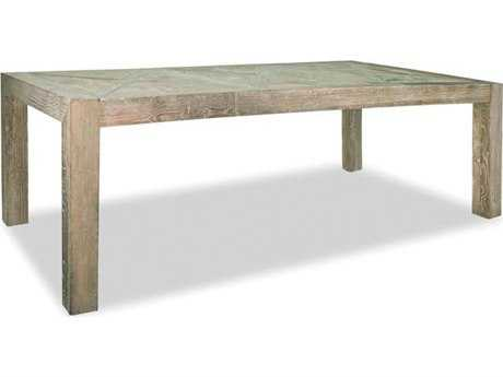 Brownstone Furniture Marcel 92''L x 43''W Rectangular Natural Elm Dining Table