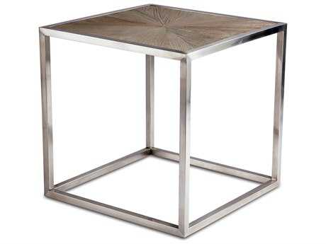 Brownstone Furniture Piedmont 24'' Square Natural Elm End Table