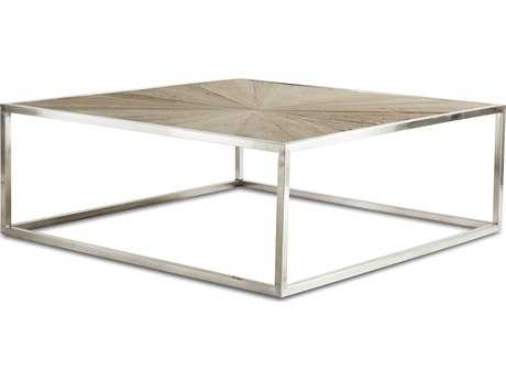 Brownstone Furniture Piedmont 47'' Square Natural Elm Coffee Table