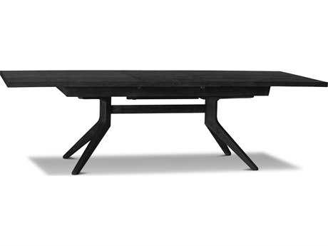 Brownstone Furniture Palmer 100''L x 41''W Rectangular Mink Dining Table