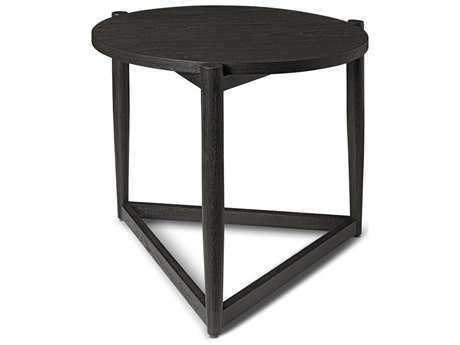 Brownstone Furniture Palmer 24'' Wide Round Mink End Table