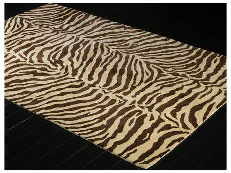 Bashian Rugs Greenwich Rectangular Chocolate Area Rug