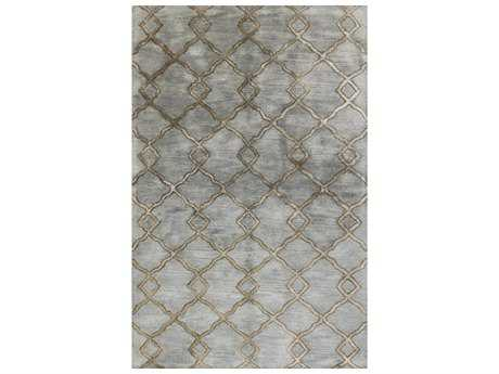 Bashian Rugs Greenwich Rectangular Slate Area Rug