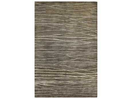 Bashian Rugs Greenwich Rectangular Taupe Area Rug