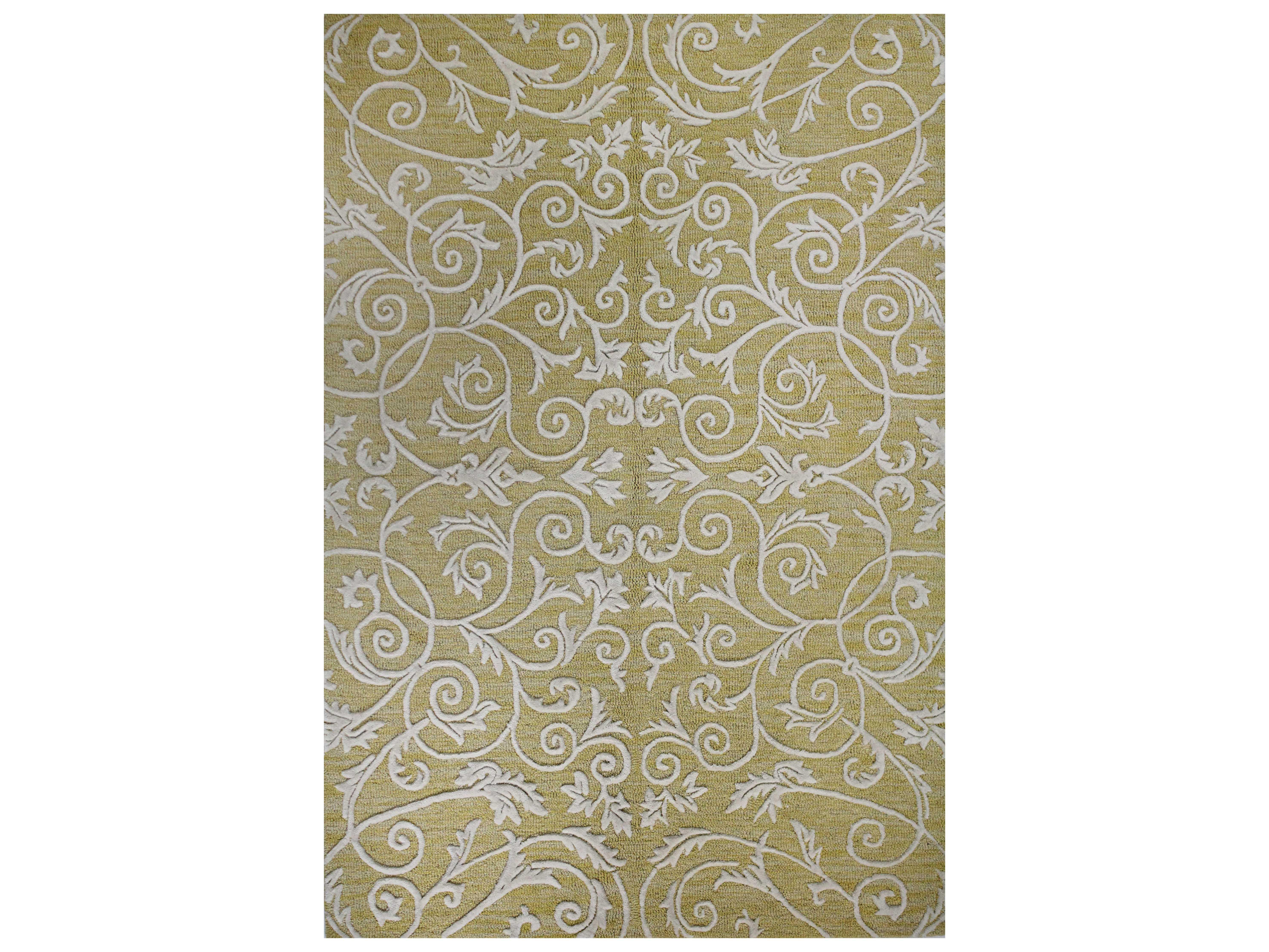bashian rugs westwood rectangular gold area rug