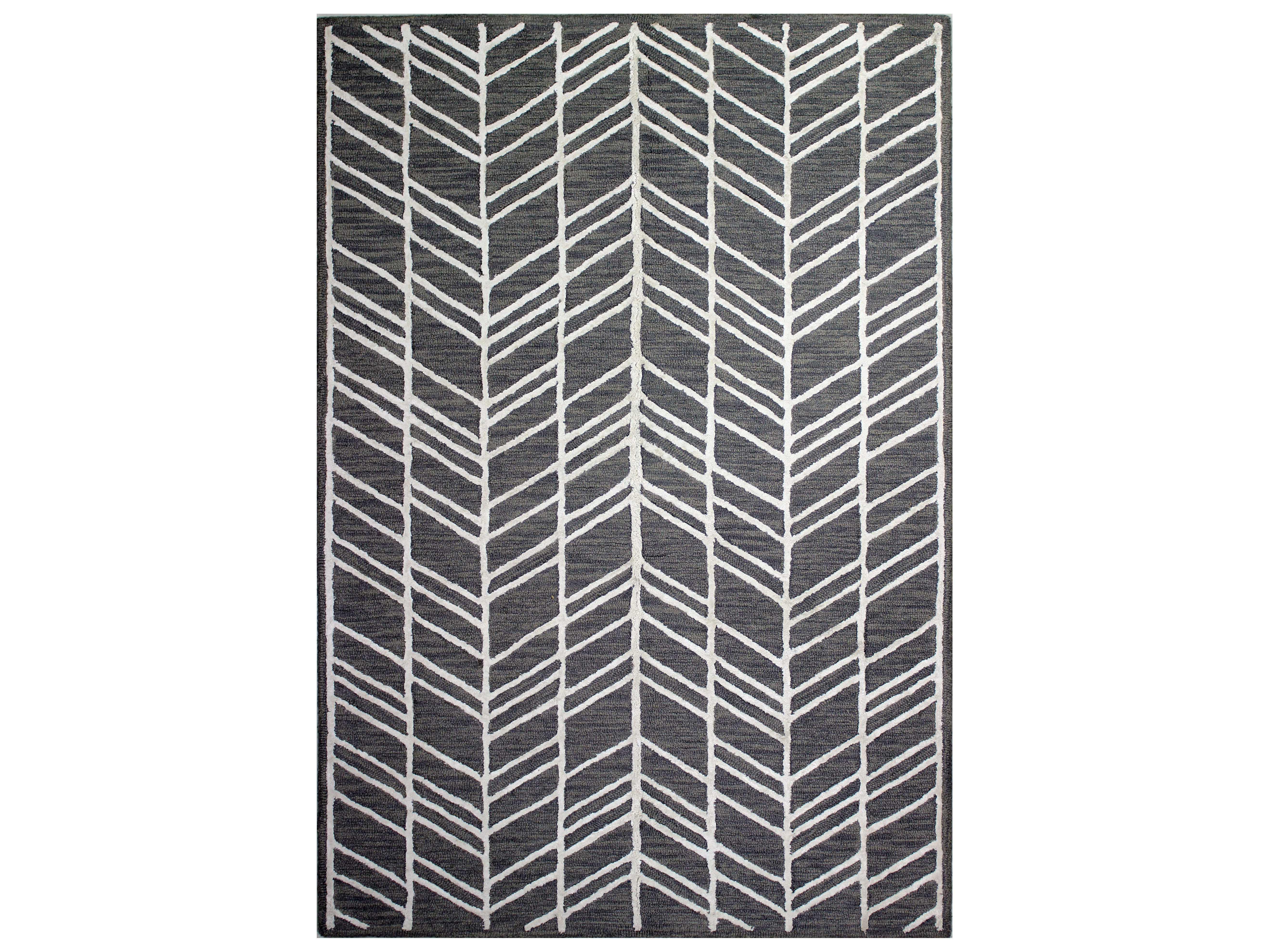 bashian rugs westwood rectangular grey area rug