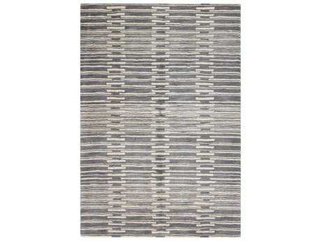 Bashian Rugs Chelsea Rectangular Grey Area Rug