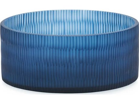 Bungalow 5 Navy Blue Delaunay Bowl