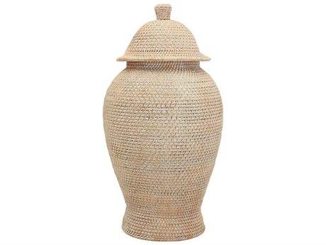 Bungalow 5 Natural Java Temple Jar