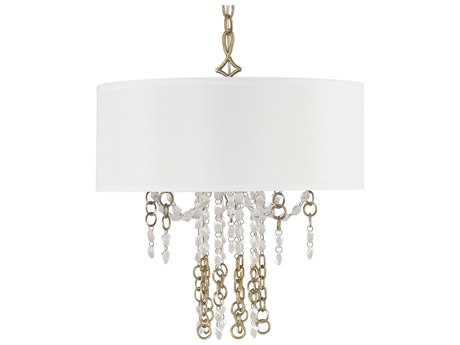 Capital Lighting Ava Sable Five-Light 18'' Wide Pendant Light