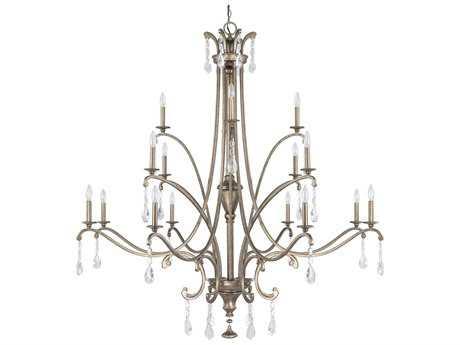 Capital Lighting Montclaire Mystic 16-Light 58.5'' Wide Grand Chandelier