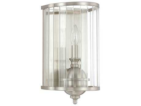Capital Lighting Hamilton Brushed Nickel Wall Sconce