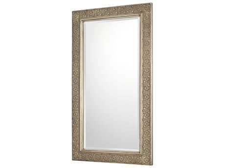 Capital Lighting Bronze 28.5''W x 51''H Rectangular Wall Mirror
