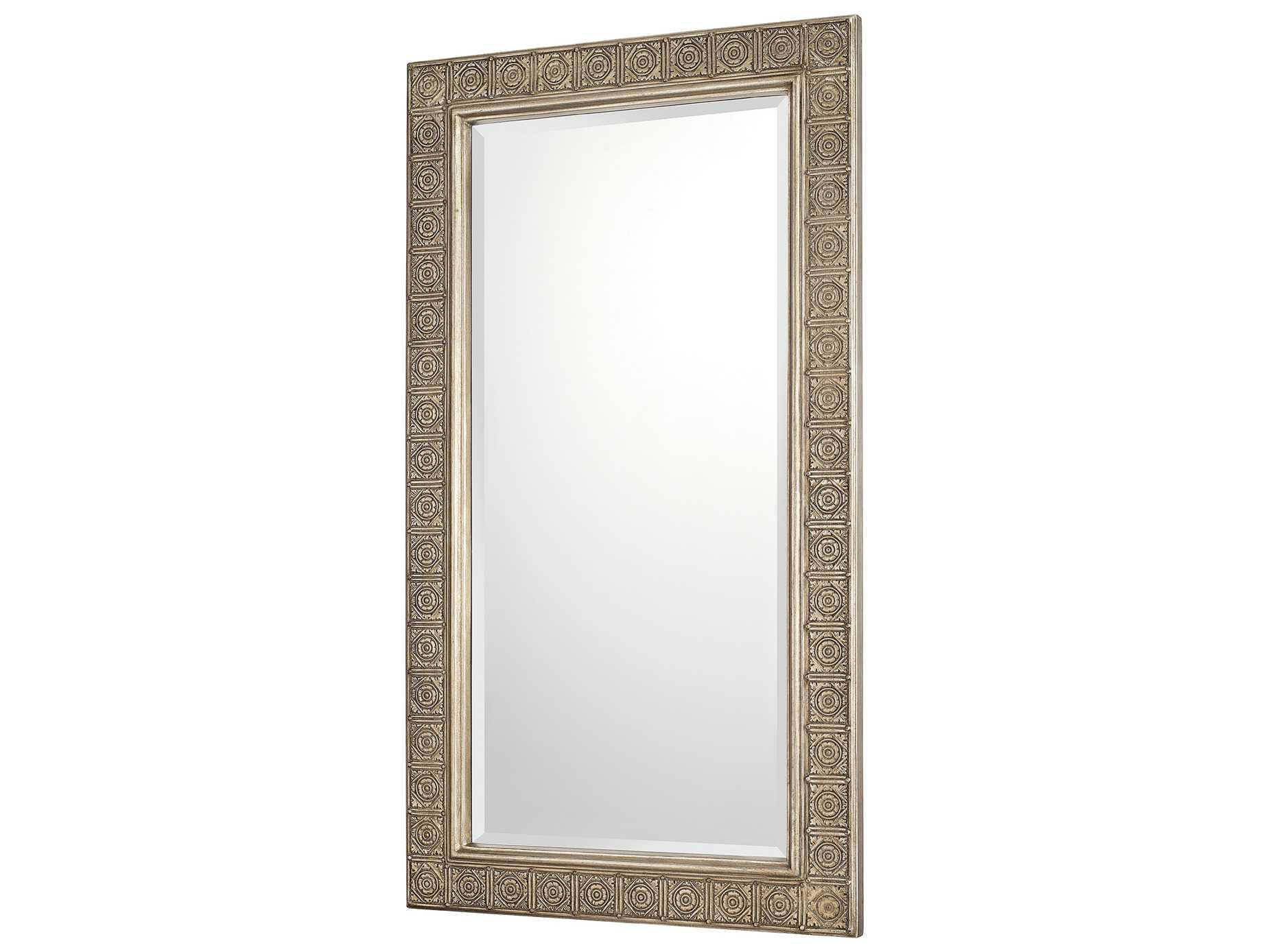 Bronze Wall Mirror: Capital Lighting Bronze 28.5''W X 51''H Rectangular Wall