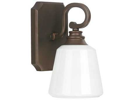 Capital Lighting Leigh Burnished Bronze Wall Sconce