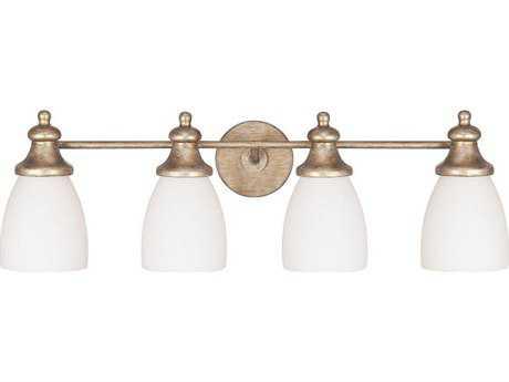 Capital Lighting Ansley Sable Four-Light Vanity Light