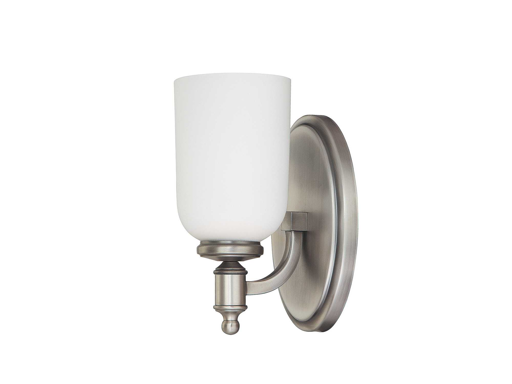Antique Nickel Wall Sconces : Capital Lighting Covington Antique Nickel Wall Sconce C28441AN102