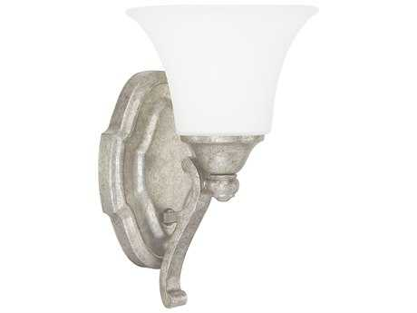 Capital Lighting Blakely Antique Silver Wall Sconce