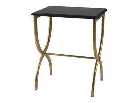 Cyan Design 20 x 15 Rectangular Hourglass End Table