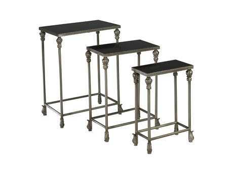 Cyan Design 18.75 x 12.4 Rectangular Livingston Nesting Table