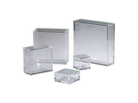 Cyan Design 6 x 6 Square Acrylic Pedestal