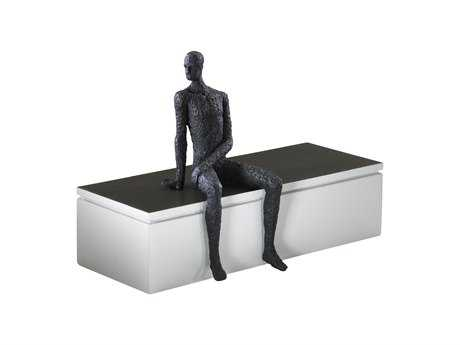 Cyan Design Posing Man Shelf Decor