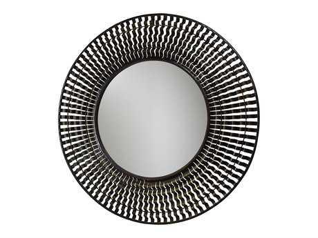Cyan Design Jasper 53 x 53 Rustic Iron & Verde Wall Mirror
