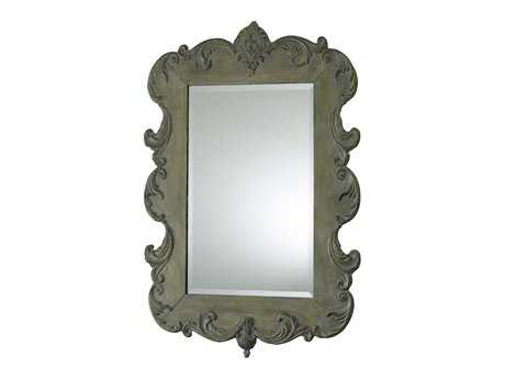Cyan Design Vintage 24 x 35 Oyster Silver Wall Mirror