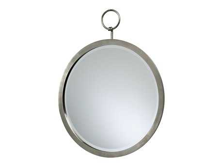 Cyan Design Round 24 x 24 Polished Chrome Wall Mirror