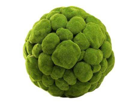 Cyan Design Large Moss Sphere