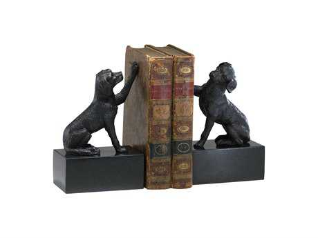Cyan Design Old World Dog Book End