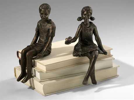 Cyan Design Girl Shelf Figurine