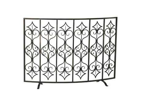Cyan Design Casablanca Canyon Bronze Fireplace Screen