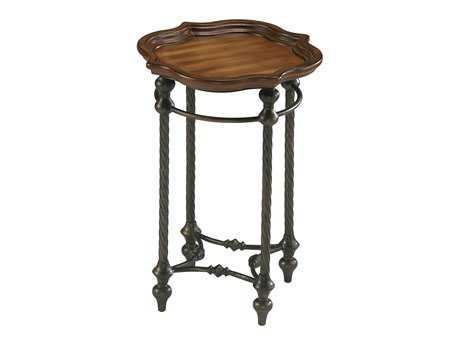 Cyan Design 18 Round English End Table