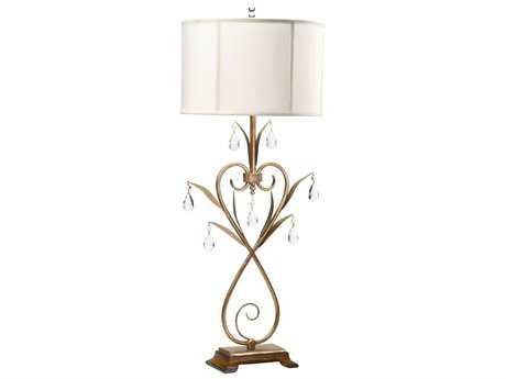 Cyan Design Sophie Gold Leaf Table Lamp