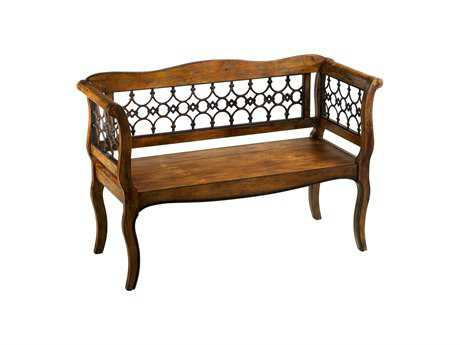 Cyan Design Jordan Byzantine Oxide Jordan Bench