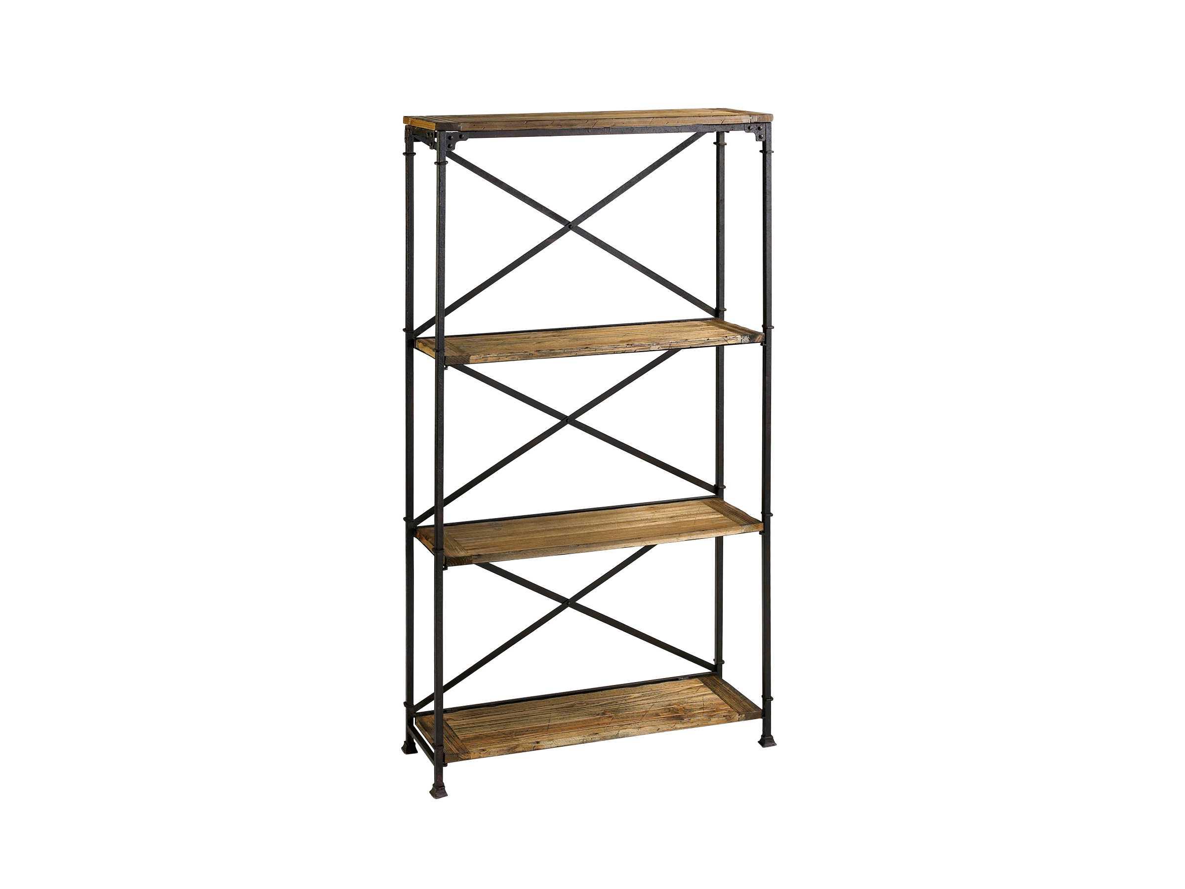Cyan design monacco rustic etagere rack c304541 - Etagere aluminium design ...