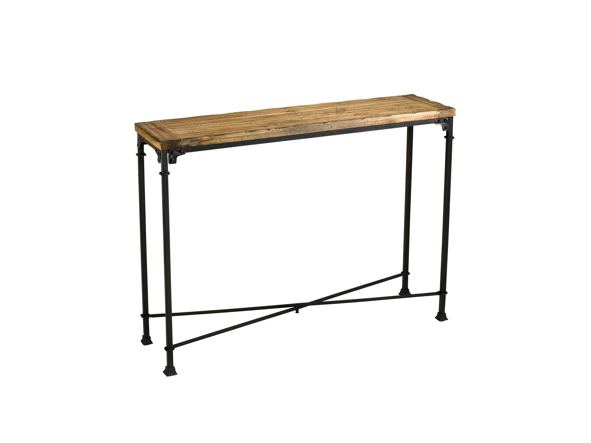 Cyan design 42 5 x 12 rectangular cunningham console table for 42 sofa table