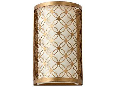 Cyan Design Calypso Gold Leaf Wall Sconce